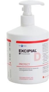 Excipial D Protect ochranný krém na ruce pro citlivou a podrážděnou pokožku