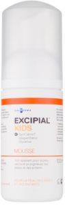 Excipial Kids pomirjajoča pena za razdraženo kožo