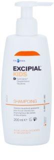 Excipial Kids Shampoo für trockene und juckende Haut von Kindern und Neugeborenen