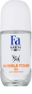 Fa Men Xtreme Invisible Power golyós dezodor roll-on