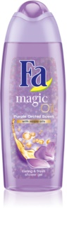 Fa Magic Oil Purple Orchid gel de duche refrescante