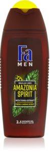 Fa Men Brazilian Vibes Amazonia Spirit osviežujúci sprchový gél 2v1