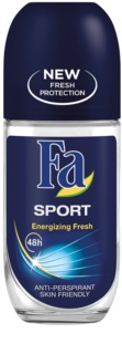 Fa Sport Energizing Fresh Antitranspirant Roll-On