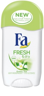 Fa Fresh & Dry Green Tea antitranspirante en barra