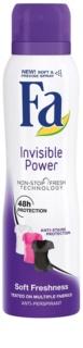 Fa Invisible Power Antitranspirant  in Spray