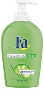 Fa Hygiene & Fresh Lime течен сапун с дозатор