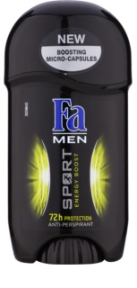 Fa Men Sport Energy Boost Antiperspirant Stick
