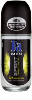 Fa Men Sport Energy Boost deodorant roll-on antiperspirant