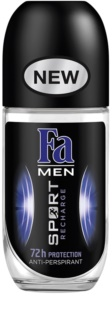 Fa Men Sport Recharge antitranspirante roll-on
