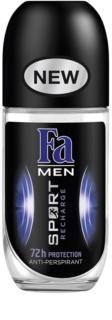 Fa Men Sport Recharge Antitranspirant Roll-On