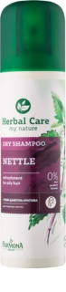 Farmona Herbal Care Nettle Trockenshampoo für fettiges Haar