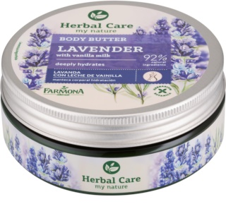 Farmona Herbal Care Lavender beurre corporel hydratant en profondeur