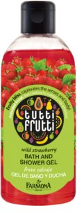 Farmona Tutti Frutti Wild Strawberry Dusch- und Badgel