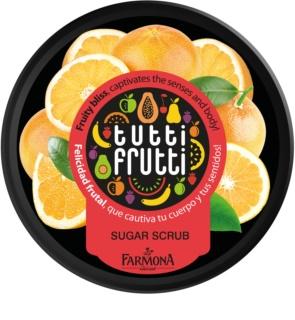 Farmona Tutti Frutti Grapefruit Body Peeling met Suiker