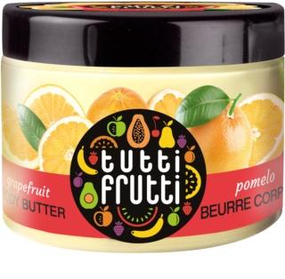 Farmona Tutti Frutti Grapefruit шовкове масло для тіла