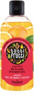 Farmona Tutti Frutti Grapefruit Shower And Bath Gel