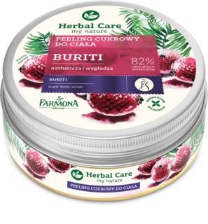 Farmona Herbal Care Buriti esfoliante corporal nutritivo