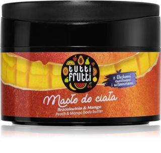 Farmona Tutti Frutti Peach & Mango manteca corporal