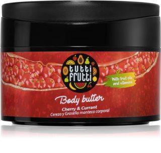 Farmona Tutti Frutti Cherry & Currant manteca corporal