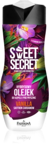 Farmona Sweet Secret Vanilla ulei pentru baie si dus