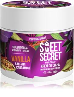 Farmona Sweet Secret Vanilla hidratáló testkrém
