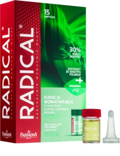 Farmona Radical Hair Loss tratamento contra a queda dos cabelos enfraquecidos