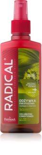 Farmona Radical Thin & Delicate Hair 2 fázisú, öblítést nem igénylő kondicionáló dús hatásért