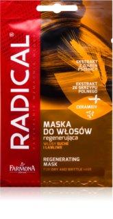 Farmona Radical Dry & Brittle Hair maseczka regenerująca do włosów suchych i łamliwych