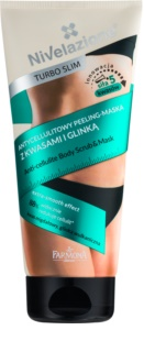 Farmona Nivelazione Turbo Slim Body Scrub to Treat Cellulite