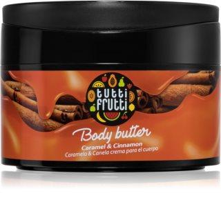 Farmona Tutti Frutti Caramel & Cinnamon масло для тіла