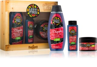 Farmona Tutti Frutti Blackberry & Raspberry Cosmetic Set