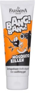 Farmona Mosquito Killer bőrnyugtató gél rovarcsípésekre aleo verával