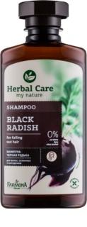Farmona Herbal Care Black Radish sampon impotriva caderii parului