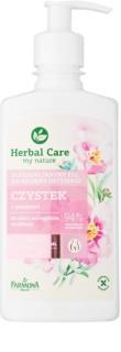 Farmona Herbal Care Cistus Milde Gel voor Intieme hygiene voor Gevoelige Huid