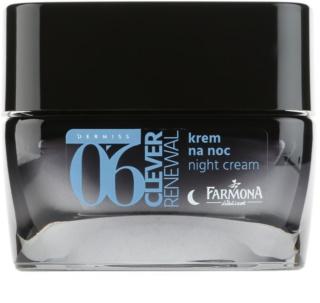 Farmona Dermiss Renewal crème de nuit détoxifiante pour restaurer la surface de la peau