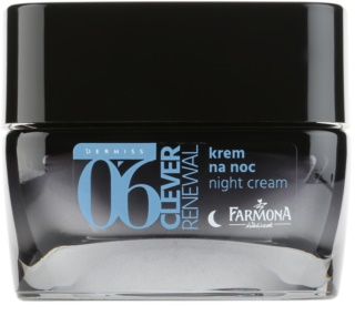 Farmona Dermiss Renewal Detoxifying Night Cream For Skin Resurfacing
