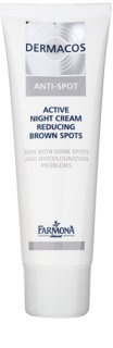 Farmona Dermacos Anti-Spot Active Spot-Reducing Night Serum
