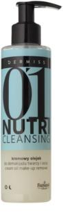 Farmona Dermiss Nutri Cleansing олійка для зняття макіяжу для обличчя та очей