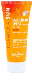 Farmona Sun Protection Cream for Oily and Combination Skin SPF 50