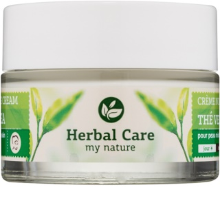 Farmona Herbal Care Green Tea crema de día y noche normalizante y matificante para pieles grasas y mixtas