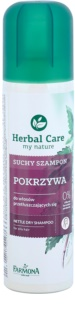 Farmona Herbal Care Nettle száraz sampon zsíros hajra