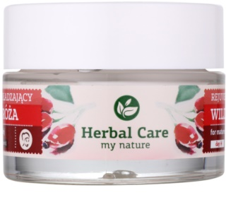 Farmona Herbal Care Wild Rose creme refirmante  com efeito antirrugas