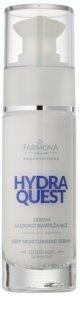 Farmona Hydra Quest hidratáló szérum ránctalanító hatással