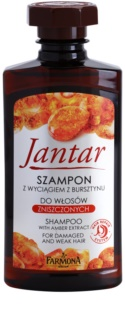 Farmona Jantar Shampoo for Weak and Damaged Hair