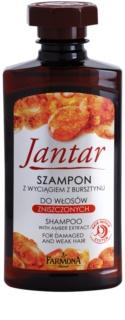 Farmona Jantar shampoing pour cheveux affaiblis et abîmés