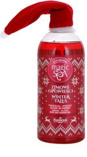 Farmona Magic Spa Winter Tales tusoló és fürdőolaj