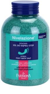 Farmona Nivelazione sůl do koupele na nohy