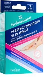 Farmona Nivelazione trattamento alla paraffina per i piedi per pelli molto secche