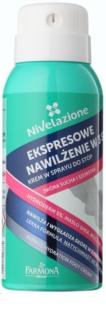 Farmona Nivelazione lábkrém spray -ben