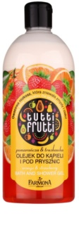 Farmona Tutti Frutti Orange & Strawberry sprchový a koupelový gelový olej